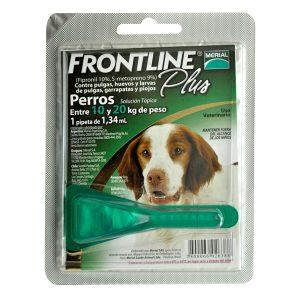 FrontLine Plus pipeta perros de 10 a 20 kg de peso