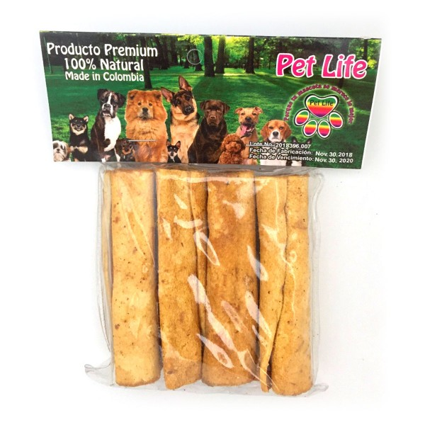 Pet Life rollos de carnaza