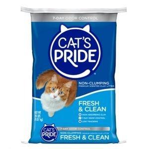 CATS PRIDE ARENA PARA GATO 20LB