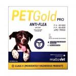 Jabon antipulgas Pet Gold