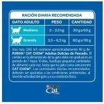 PURINA CAT CHOW GATO ADULTO PESCADO racion
