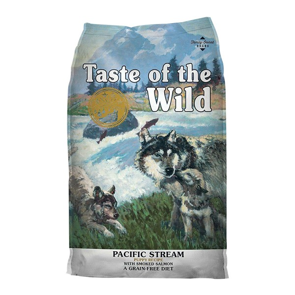 TASTE OF THE WILD PERRO CACHORRO PACIFIC STREAM