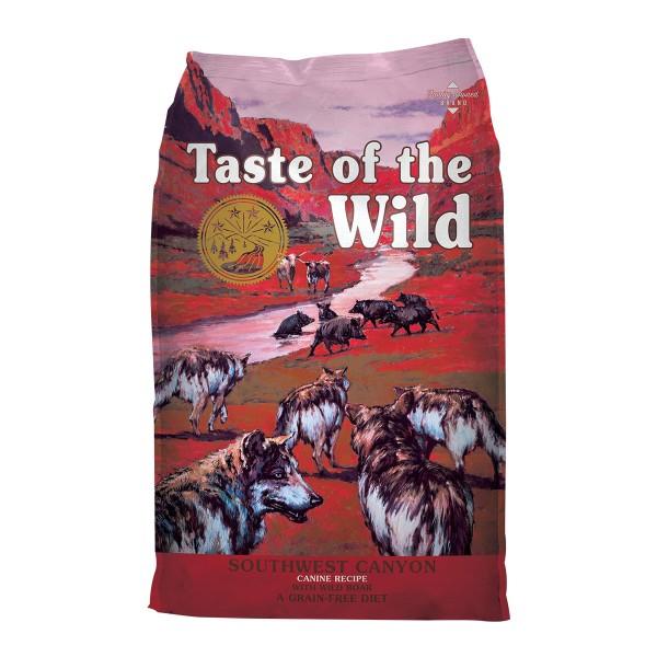 TASTE OF THE WILD PERRO ADULTO SOUTHWEST CANYON