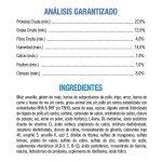 PURINA BENEFUL PERRO CACHORRO SALUDABLE analisis