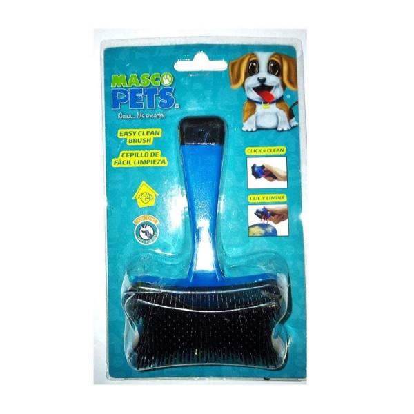 Cepillo de Pelo Easy Clean 13x7.5