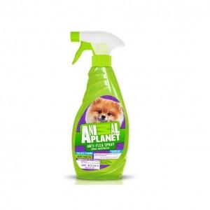 Spray antipulgas Animal Planet 550ml