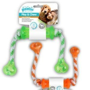 Juguete perro Play n Chew Dumbell
