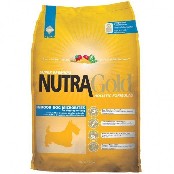 Nutragold adulto microbites