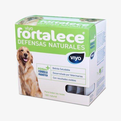 VIYO FORTALECE PERROS