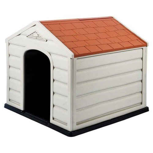 casa para perro 68x61x59cm pequena