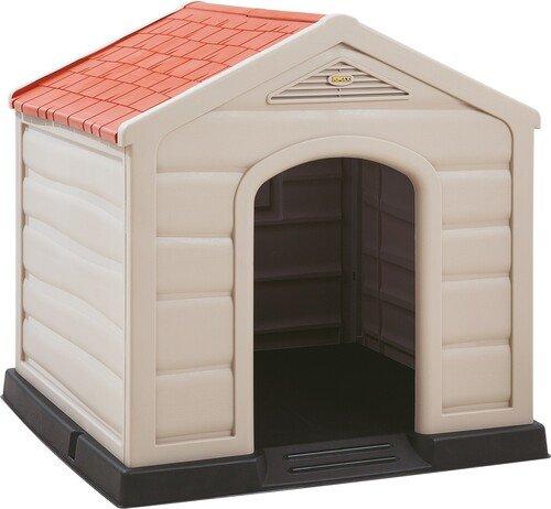 casa para perro 92x90x89cm grande