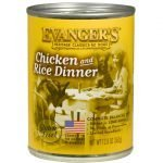 EVANGERS CLASICA PERRO CHICKEN AND RICE