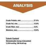 SPORTMIX HIGH PROTEIN analisis