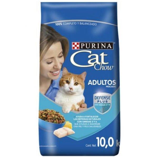 PURINA CAT CHOW GATO ADULTO PESCADO