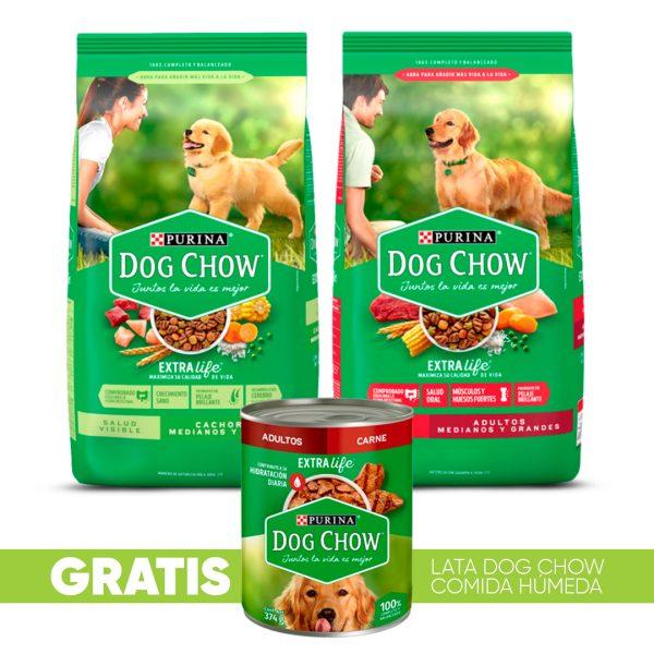 Combo Dog Chow