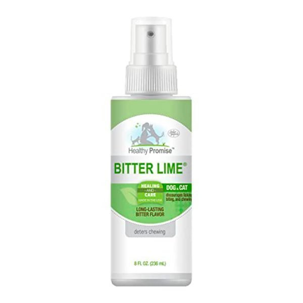 HEALTHY PROMISE BITTER LIME ANTIMORDISCOS
